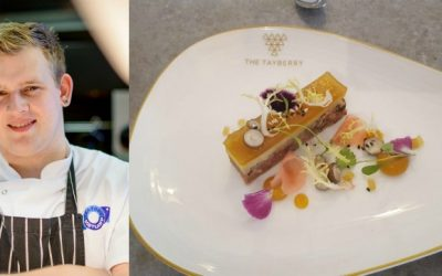 Coffee Break Recipe by Adam Newth: Confit Duck Terrine with Dundee Cake