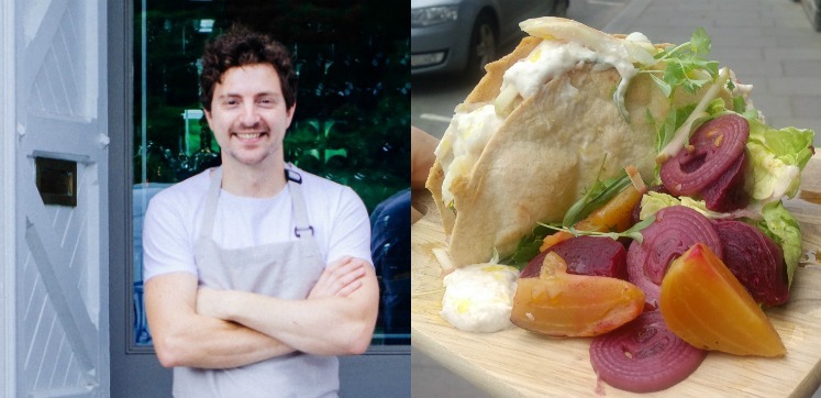 Street Food Recipe by Graeme Pallister: Arbroath Smokie Taco