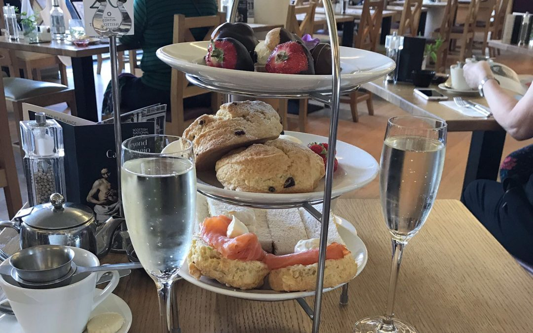 Enjoy a Scottish Afternoon Tea this Scottish Food & Drink Fortnight